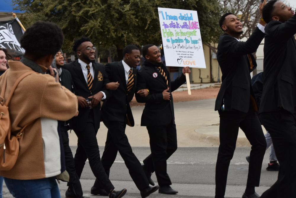 Celebration of Martin Luther King Jr. Day inspires and entertains