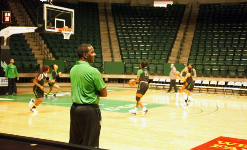Player development specialist Carlos Knox making an immediate impact for women's basketball
