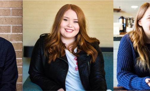 Keep moving forward: How three UNT graphic design students didn't let rejection stop them