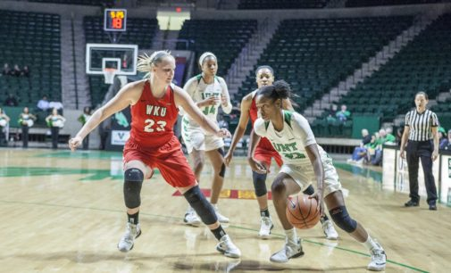 Conference-leading Hilltoppers hand women's basketball third straight loss