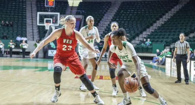 Dominant fourth quarter gives Mean Green fourth straight win