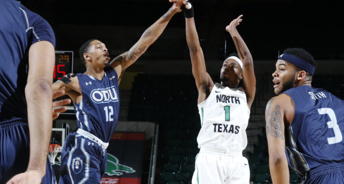 Story behind the number: a look at the 10 North Texas basketball starters
