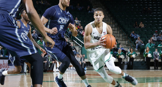 Poor free throw shooting dooms men's basketball against Old Dominion