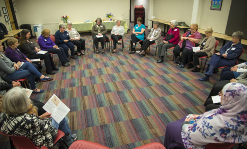 Interfaith women's group Daughters of Abraham meet in Denton for first time