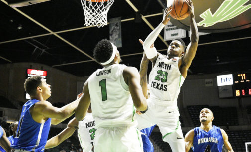 Men's basketball dominating the glass in McCasland's first year