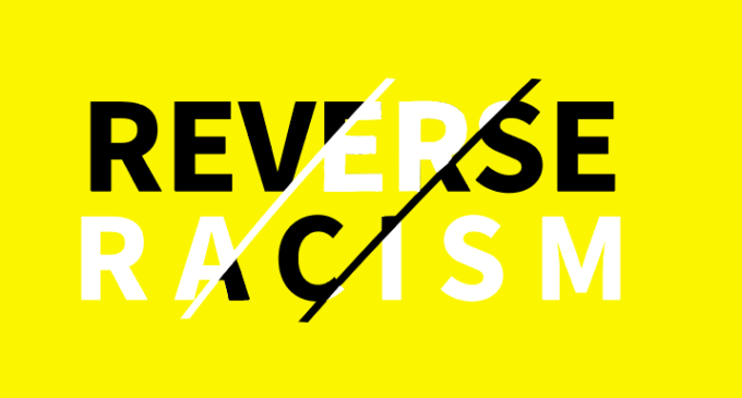 Negative Nancy claims reverse racism