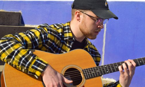 Music is more than sound for local singer-songwriter Austin Leach