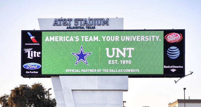 UNT aiming to increase student involvement in Cowboys' partnership