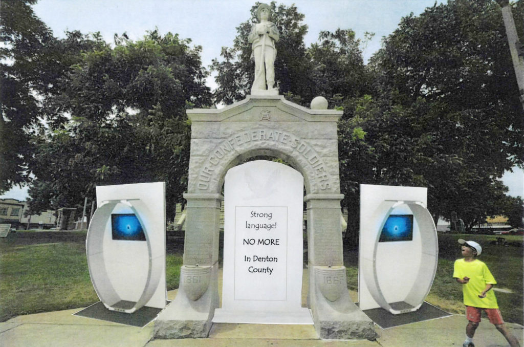 After years of controversy, commissioners explore major changes to Confederate monument
