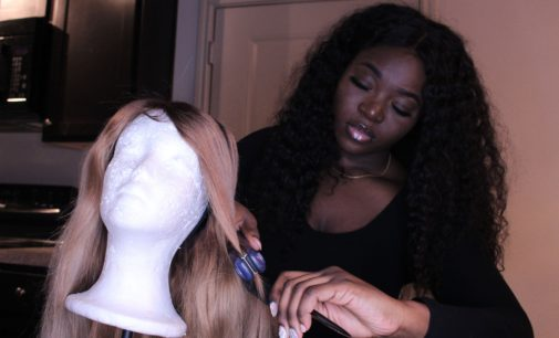 Mane and Tail: UNT sophomore creates hair business out of home