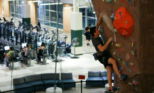 Built on community and travel experiences, climbing club reaches for more