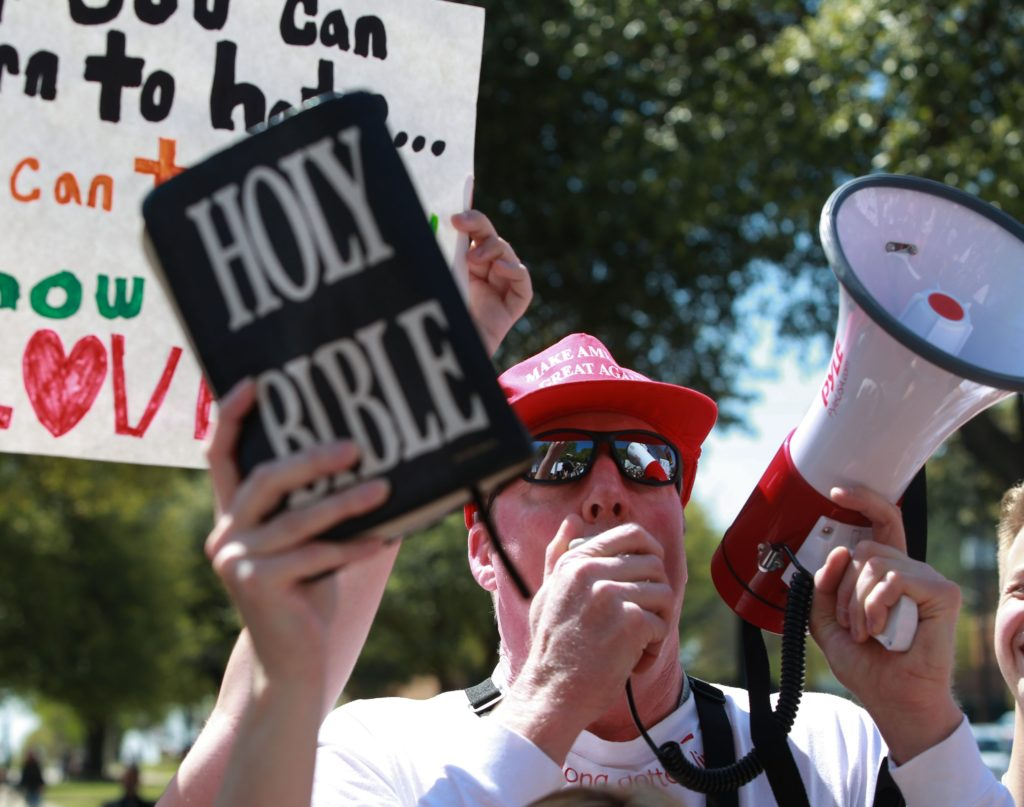 Street preachers to return to UNT for national conference