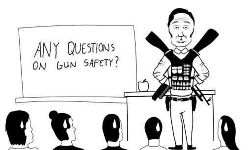 Arming teachers won't lead to safer schools