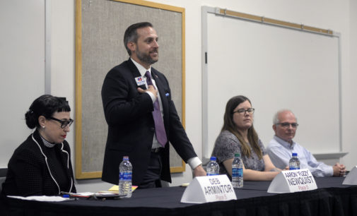 City council candidates discuss Atmos Energy, the Denton Energy Center and homelessness