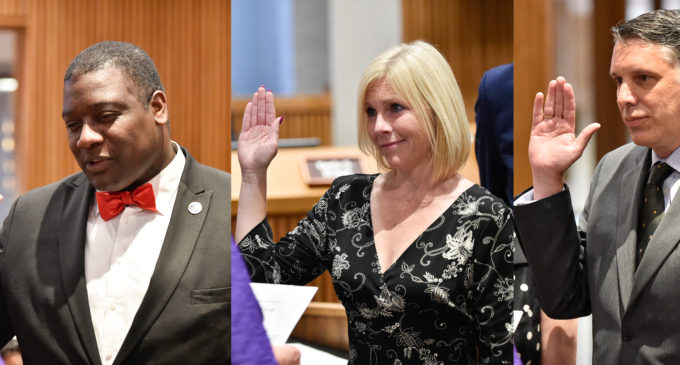City leaders discuss new ethics ordinance, consider transparency rules