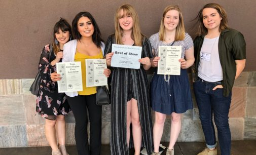 North Texas Daily, Mayborn students recognized for journalistic excellence at TIPA