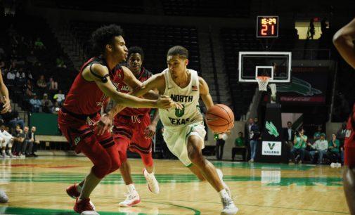 Shooting barrage allows men's basketball to cruise into CBI Finals