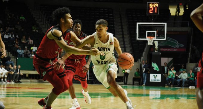 Shooting barrage allows men's basketball to cruise into CBI Finals