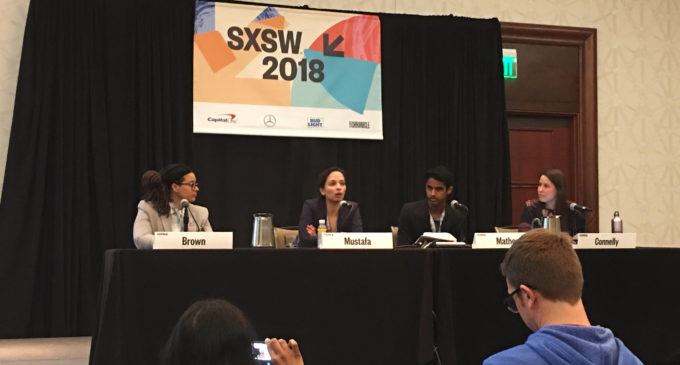 SXSW panel: Empowering girls one STEM workshop at a time