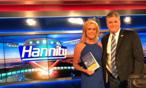 FOX News anchor Melissa Francis talks Trump, fake news, #MeToo at Kuehne event