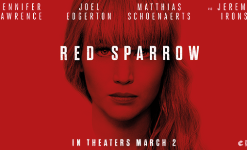 'Red Sparrow' is a spy-thriller without the thrill