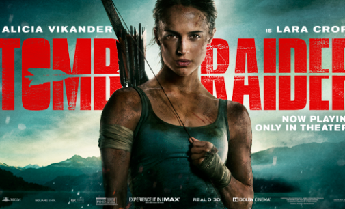 'Tomb Raider' proves to be more than just another 'video game movie'