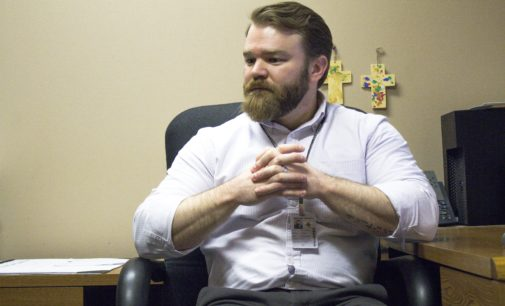 Chaplain Luke Callender acts as spiritual guide at Denton County Jail