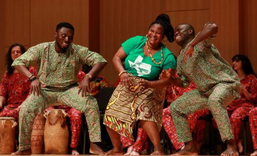 21st African Cultural Festival keeps traditional ethnic music alive