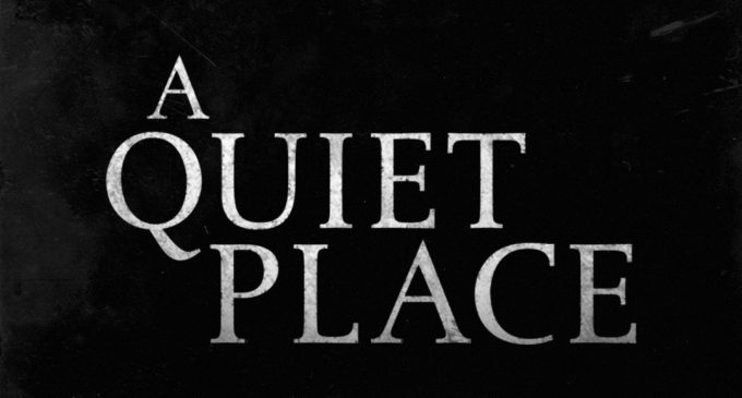 'A Quiet Place' is not something to tip-toe around
