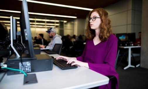 UNT senior becomes first woman to win international IBM coding contest