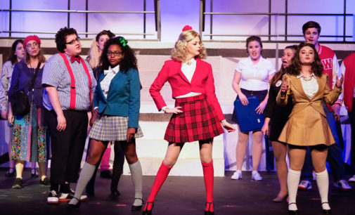 'Heathers: The Musical' uses comedy to cope with harsh realities