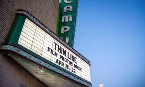 Thin Line Festival kicks off at the Campus Theatre