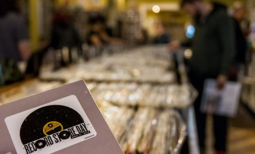 Denton celebrates Record Store Day
