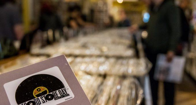 Denton celebrates Record Store Day