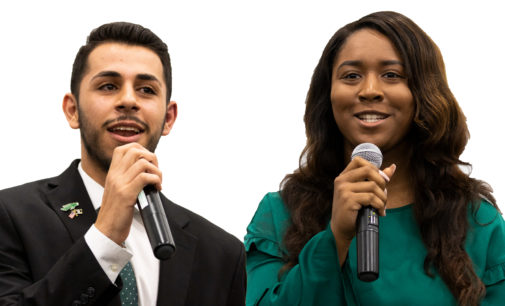 Muhammad Kara, Dominique Thomas win SGA presidential, vice presidential elections