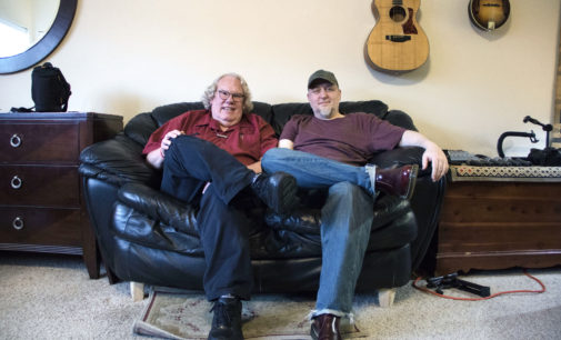 Living room live: Tiny Couch Productions gets intimate