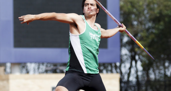 Throwers lead charge for track and field with stellar season