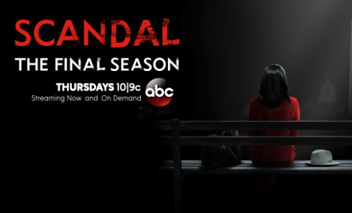 "'Scandal' goes out ""Over a Cliff"""