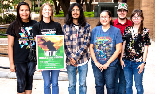 The less than 1 percent: Native American Student Association revives group, aims to create visibility