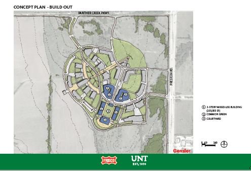 UNT announces plans for new $100 million nch campus in ... on