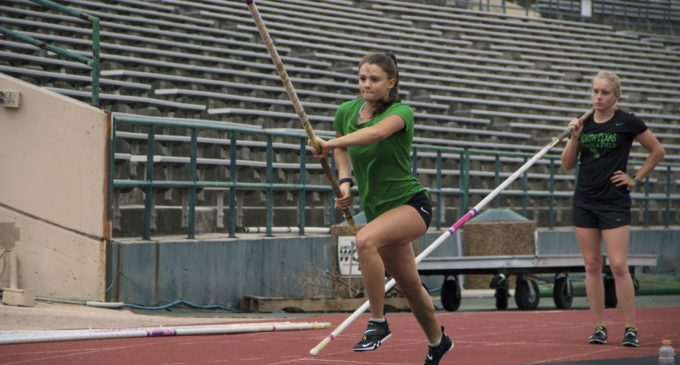 Breaking her own records, Ashmore continues to set the bar higher