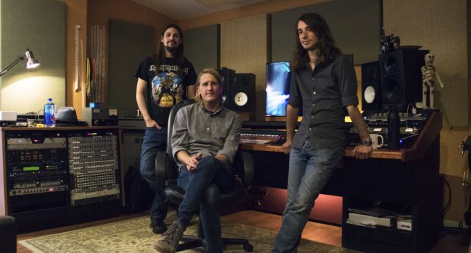 Mockingbird Sound Recording Studio helps artists follow their personal goals