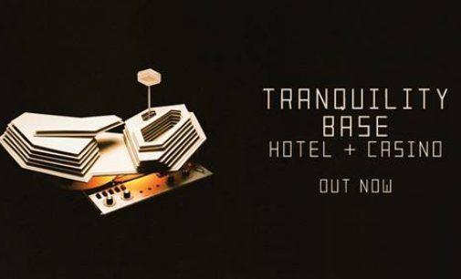 'Tranquility Base Hotel & Casino' brings Arctic Monkeys into new era