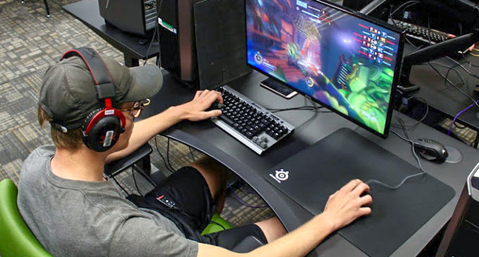 UNT's new esports team sweeps the virtual field