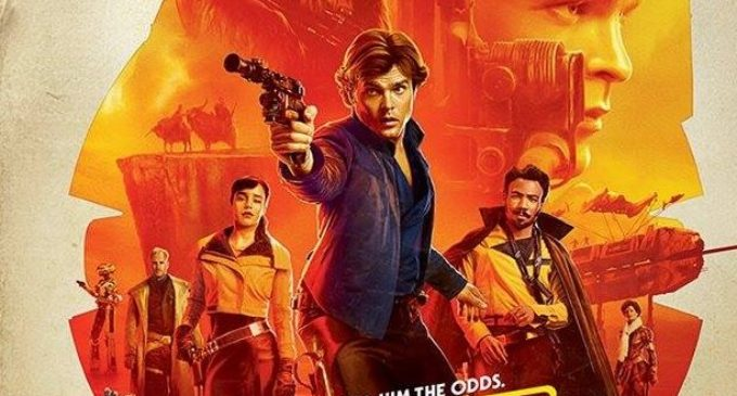 'Solo:' A fun, if unsure tale about the most daring rogue in the galaxy