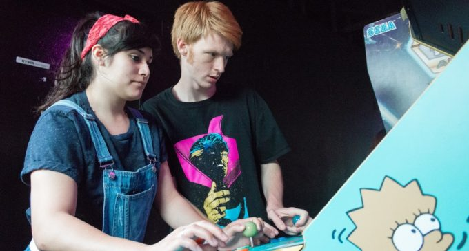 Denton's new arcade hits road bump in opening