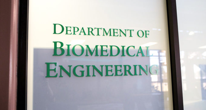 Biomedical engineering receives $2 million grant to create biodegradable medical stent
