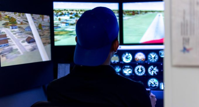 Joint UNT and Tarrant County College aviation camp sees increase in attendance