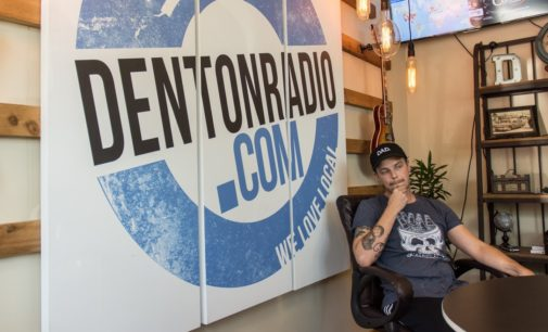 Joey Johnson is here to make sure Denton has something to laugh about