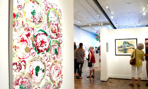 UNT on the Square hosts local art group's annual exhibition